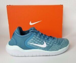 2c1285c28a96d GS Nike Free RN 18 Running sneaker sports shoe athletic sz 5 kids ...