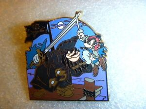Disney-pin-Disney-Pirates-Starter-Set-Pete-and-Mickey-Only
