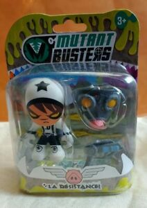 Famosa Action Figure Mutants Mutant Busters toy # 16591. .