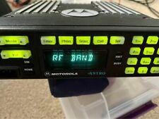 Motorola Xtl5000 Vhf Mobile Radio M20kss9pw1an