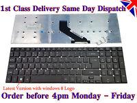 Neu für Acer Aspire E15,E5-511,E5-511G,E5-571,E5-571G Serie notebook UK tastatur