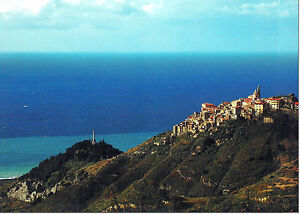 CARTOLINA-CALABRIA-SICILY-POSTCARD-AMANTEA-VEDUTA-PANORAMICA-DI-BELMONTE