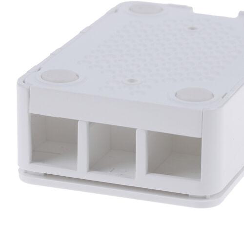 Clear White or Black           FK Premium raspberry pi 3B//3B+//2B case