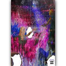Lil Uzi Vert Luv Is Rage Poster Wall Art Home Decor Photo HD Print Multisize