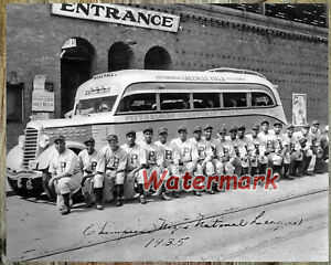 Negro-League-1935-Pittsburgh-Crawfords-Team-Picture-Josh-Gibson-8-X-10-Photo
