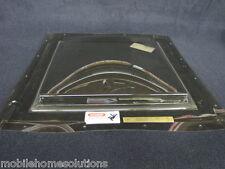 "Mobile Home Skylight 16"" x 24"" 14x22 Double Pane Dome Lens Self Flashing"