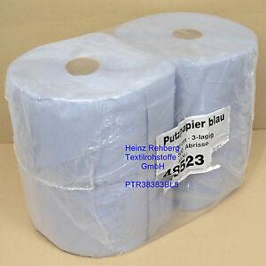 Putzrollen-38cm-3lagig-500-Blatt-a-36cm-180m-blau-Papierrolle-Putztuch-Putzrolle