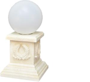 Audacieux Design Lampes Lampe Abat-jour Piliers Lampe Dekolampe éclairage 6940 Nouveau-afficher Le Titre D'origine