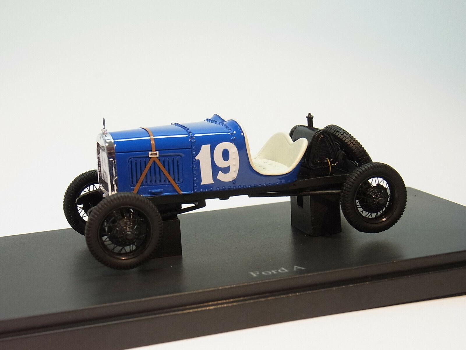 Autocult-FORD  A Roadster Juan Manuel Fangio ARGENTINA 1929 - 1 43  sortie