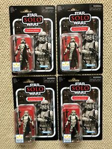 """B Mimban Vintage Collection VC123 3.75/"""" Stormtrooper Solo Star Wars"""