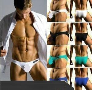 CLEVER-MENMODE-Men-039-s-Briefs-Thongs-Underwear-Cool-Pouch-Bikini-Underpants