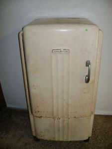Vintage General Electric Ge Refrigerator Ebay