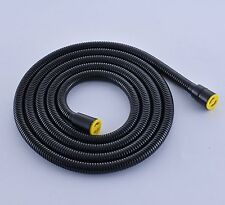 item 2 Rozin Extra Long Black Color Handheld Shower Hose Flexible Pipe 8 Ft 96 Inches -Rozin Extra Long Black Color Handheld Shower Hose Flexible Pipe 8 Ft ... & Rozin Extra Long Black Color Handheld Shower Hose Flexible Pipe 8 FT ...