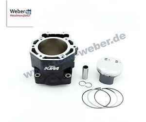 KTM-LC4-620-640-620ccm-640cc-Zylinder-honen-hohnen-Woessner-Kolben-Bj-03-07