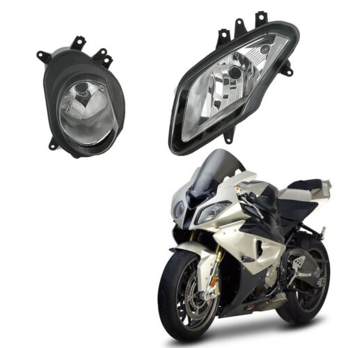 Black Clear Front Headlight Light Lamp Housing Assembly For BMW S1000RR 10-14 13