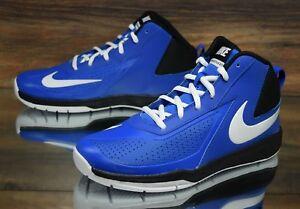Image is loading Nike-Team-Hustle-D-7-GS-Blue-White-