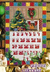 image is loading advent calendar christmas plastic canvas pattern instructions