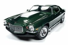AUTO WORLD 1:18 AMERICAN MUSCLE 1970 BALDWIN MOTION CHEVROLET CAMARO AMM1079