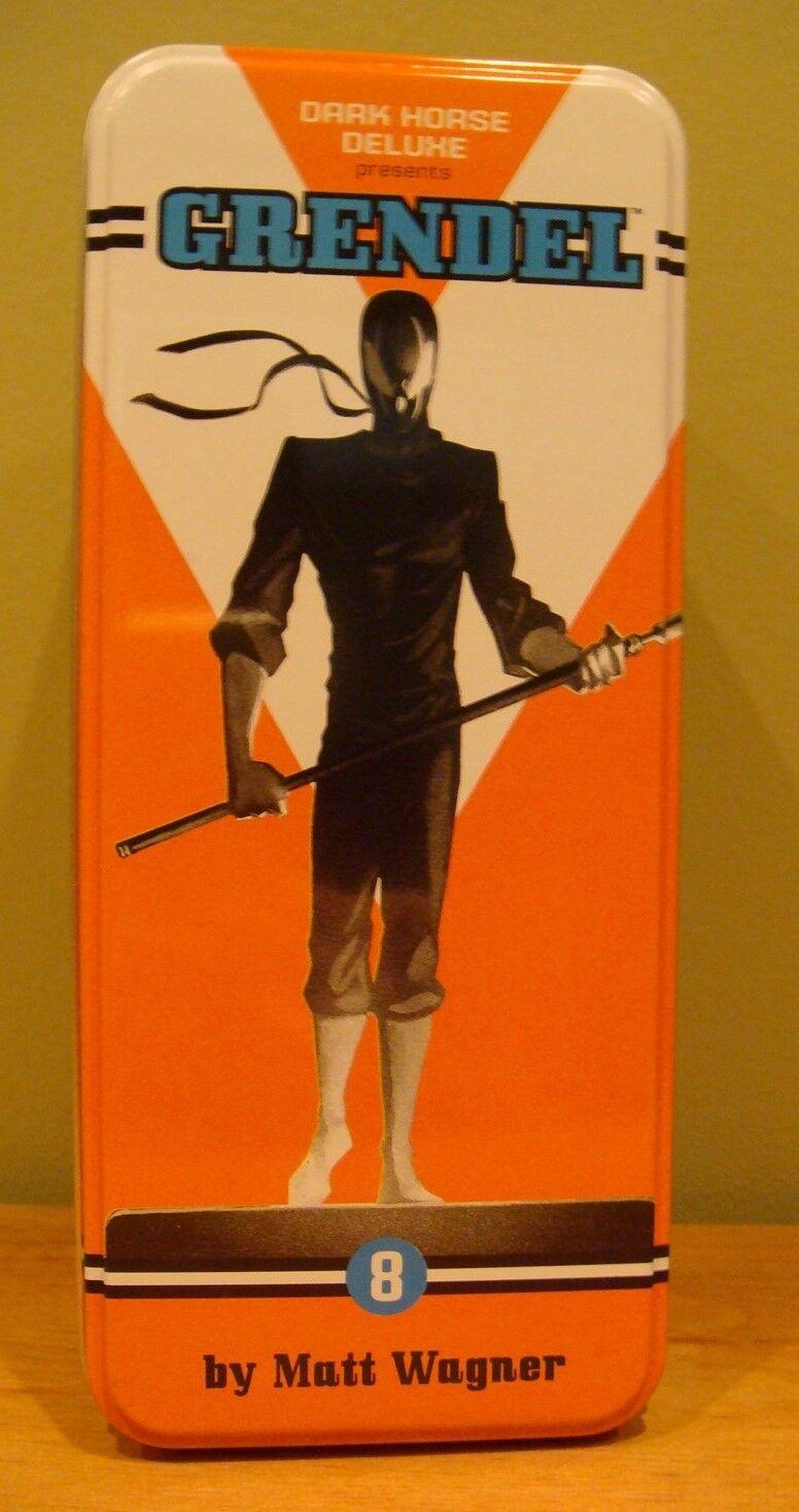 Grendel - dark horse - klassischen comic - figur der serie   374   500 matt wagner