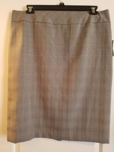 "NEW  LE SUIT SEPARATES /""SEVILLE/"" SKIRT LINED NWT"