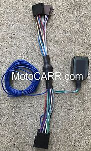Audi-Volkswagen-Factory-Radio-Add-A-Subwoofer-Amplifier-Plug-amp-Play-Wire-Harness