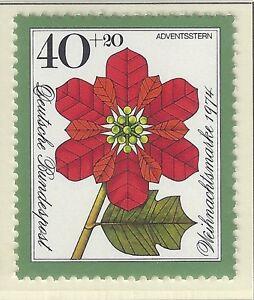 BRD-1974-MiNr-818-821-824-Wohlfahrtsmarken-Weihnachten-Christmas