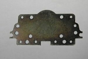 """1965 67 FUEL INLET NUT /& GASKET CHEVELLE HOLLEY 3//8/"""" INLET ALL 396/"""" ENGINES  NEW"""