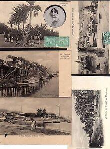 96686-5-AK-Agypten-Kairo-Caire-Hotel-Victoria-Palmen-Egypte-Bedouins-Montazah