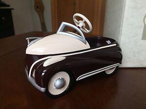 Hallmark Kiddie Car Classics 1939 Lincoln Zephyr By Murray 1996