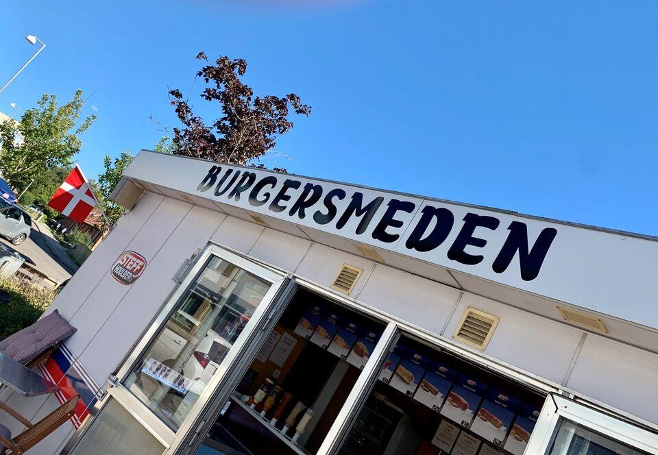 3600 butik, grundareal kvm. 50 Ågade 2, byggeår 1988
