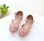 New Baby Girls Kids Toddler Hollow Pearls Princess Shoes Prewalker Beach Sandals