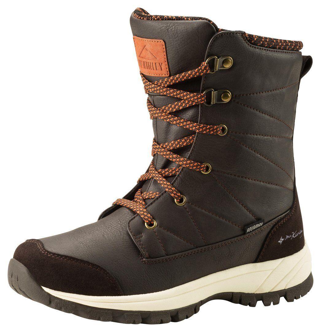 McKinley McKinley McKinley Damen Winter outdoor Stiefel Stiefel JOY AQX Aquamax gefüttert 252536 Neu fe5dce