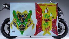 2009-2012 Honda CBR600RR 600 RR COMPLETE HIGH-GLOSS CORONA GRAPHICS KIT