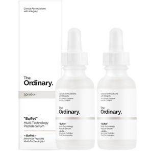 NEW-The-Ordinary-Buffet-Double-Pack-2-X-30ml-Womens-Skin-Care