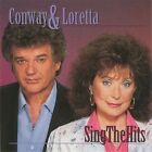 Conway & Loretta Sing the Hits by Conway Twitty & Loretta Lynn (CD, Jun-1997, Universal Special Products)