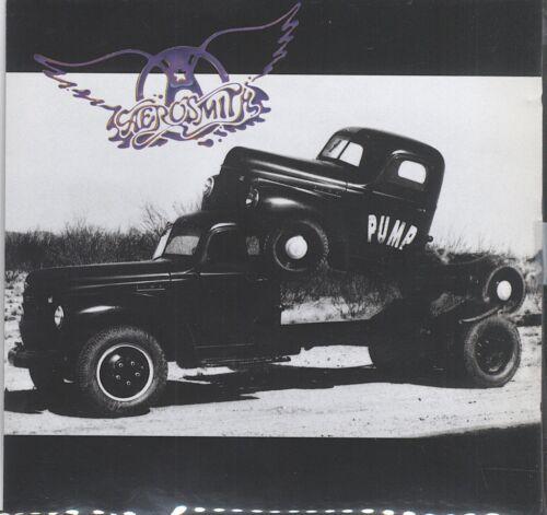 1 of 1 - Aerosmith - Pump cd