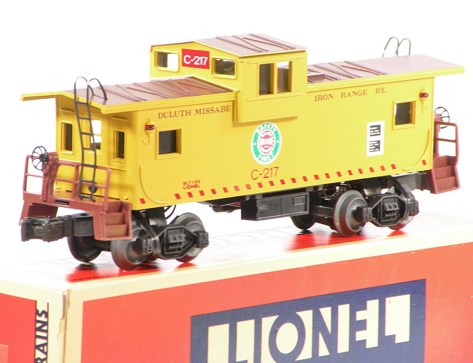 Lionel 6-19715 duluth missabe & eisen - reihe dm & ir ev dienstwagen 1992 c10
