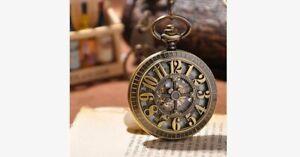 Antique-Gold-Pocket-Watch