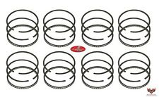 Chevy 327//350+Ford 289//302 Perfect Circle//MAHLE Cast Piston Ring Set DEEP 40