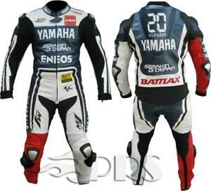 Yamaha-Battlax-Motorbike-Leather-Suit