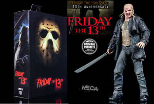 NECA-FRIDAY-THE-13th-2009-ULTIMATE-JASON-VOORHEES-10th-ANNIVERSARY-NEU