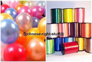 perle-Metalique-Brillant-Ballons-helium-air-Qualite-fete-emballage-cadeau