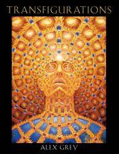 Transfigurations by Alex Grey (2001, Hardcover)