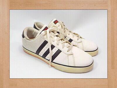 venta al por mayor moda mejor valorada oficial mejor calificado Adidas Vibetouch Men's Low Top Sneakers Shoes Size 13 White/Black ...