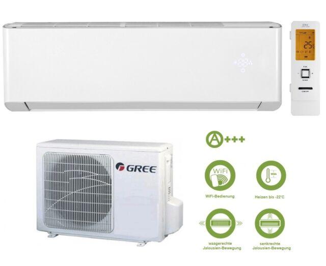 Gree Amber Standard 5 3kw R32 WiFi Gwh18yd-k6dna1a Klimaanlage Klimagerät  günstig kaufen | eBay