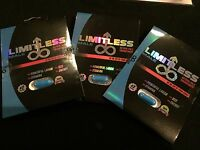 Male Enhancement Enhancer Limitless Male 3 Pills