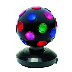 Immagini Palla Da Discoteca.Dettagli Su Palla Da Discoteca Lightball Luci Discoteca A Sfera Lampada Partylampe Mlb16
