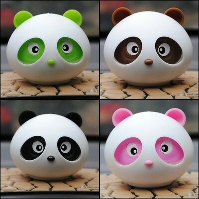 Panda Cute Dashboard Air Freshener Perfume Diffuser Refresh Car/Motor/Home