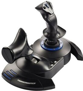 ✅SHIPS NOW✅ NEW ThrustMaster T.Flight Hotas 4 for PS4 and PC - PlayStation 4 🔥