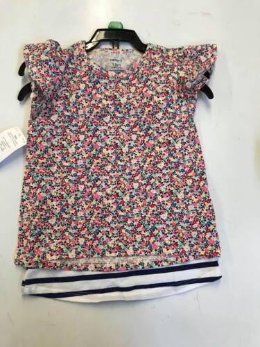 NEW Carters Girls 2 Piece Shirt Set-VARIETY